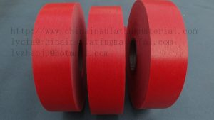 polyester fiber non-woven fabric flexible composite material (F- DMD)