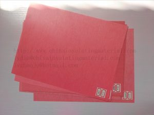 High voltage insulators 6641DMD F class insulation film