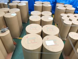 The thermally upgrade nitrogen insulation paper