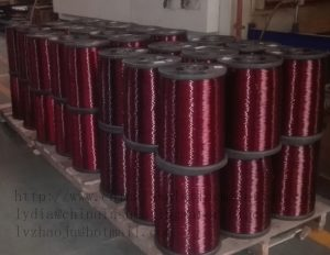 polyester aluminum magnet wire
