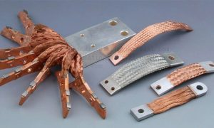 copper soft connection, conductive tape, copper braided line, copper conductor