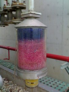 Silica Gel desiccant filter air breather filter