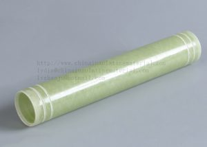 Thin thickness /FRP Good strength high Insulation Fiberglass Filament Winding Tubes
