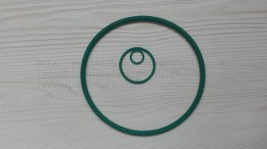 F46 viton fluoro compound rubber o ring rubber stopper