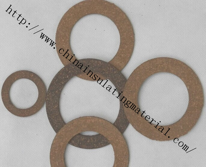 Transformer cork rubber gaskets & Vibration control pads